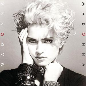 MadonnaTheFirstAlbum1983AlbumCover